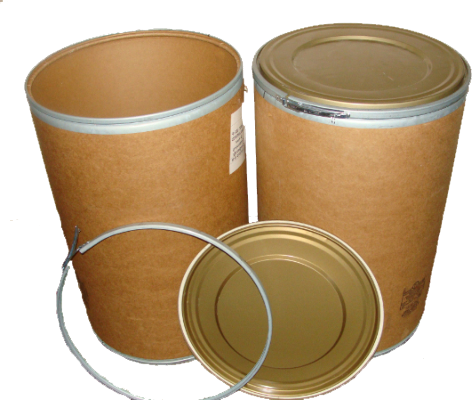 Carboard Barrel