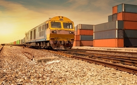 Service by Rail - Bulk Cargo Services